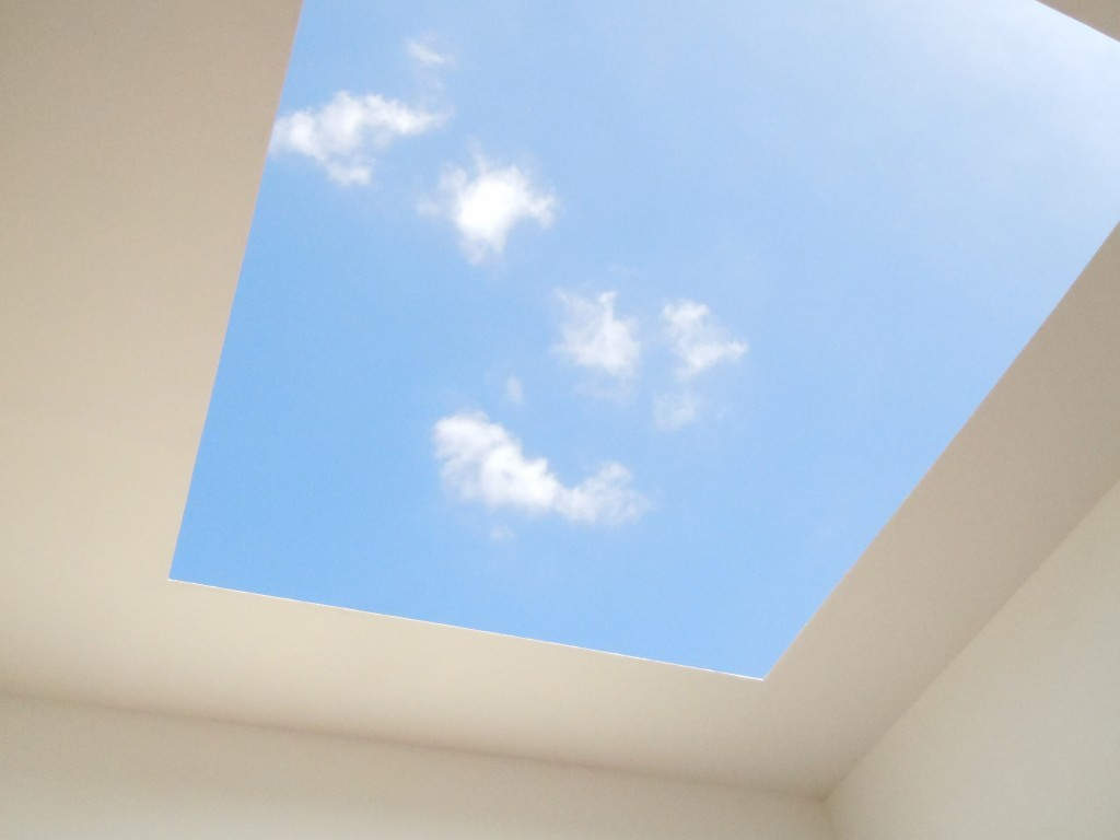 Turrell skyspace PS1 2013