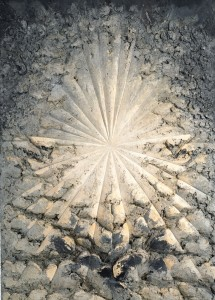 Jay Defeo, The Rose, 1958-66.