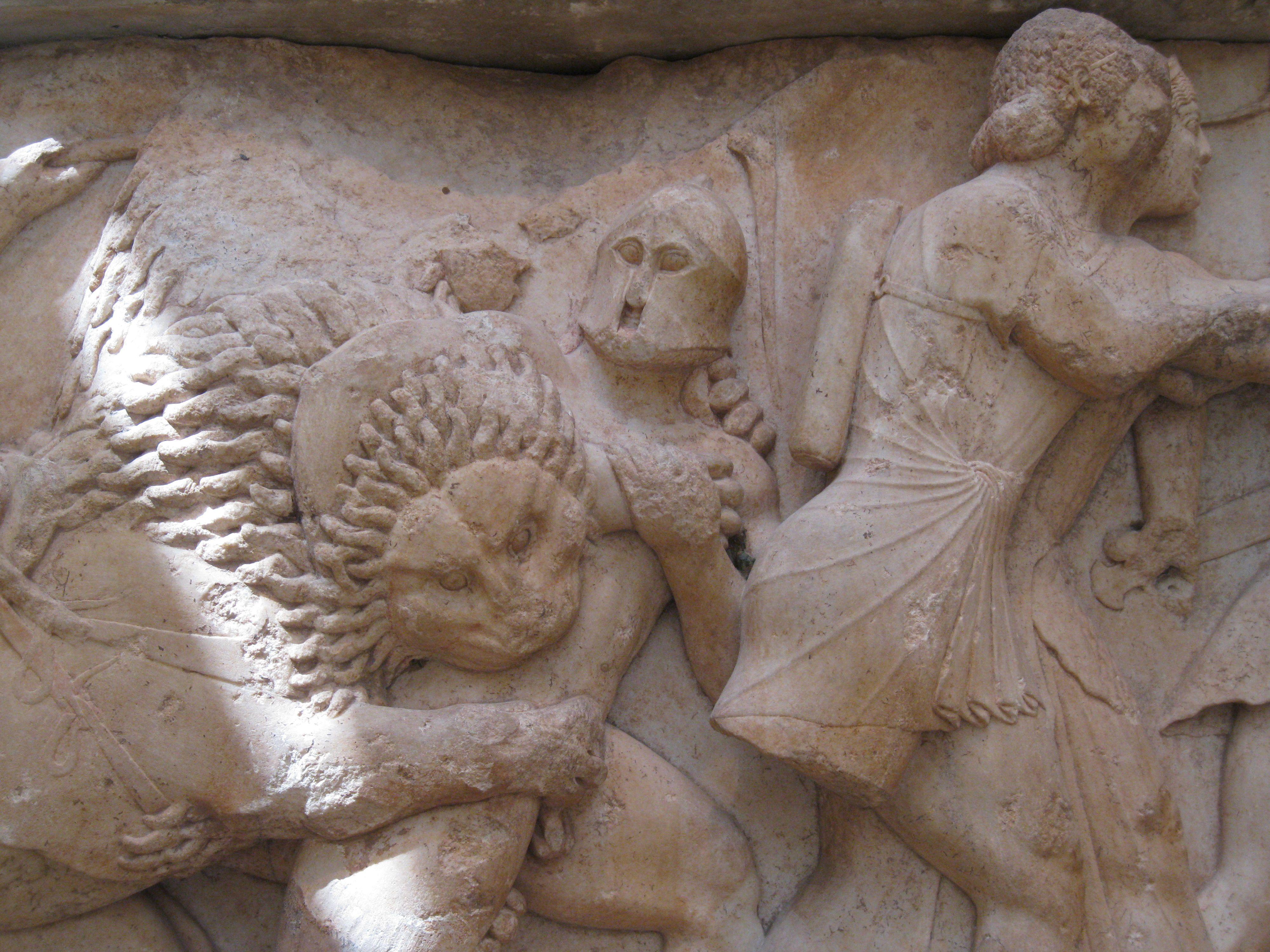 Delphi Frieze