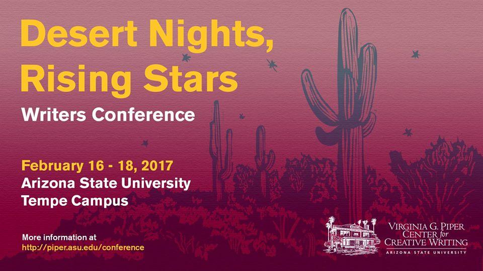 Desert Night-Rising-Starts