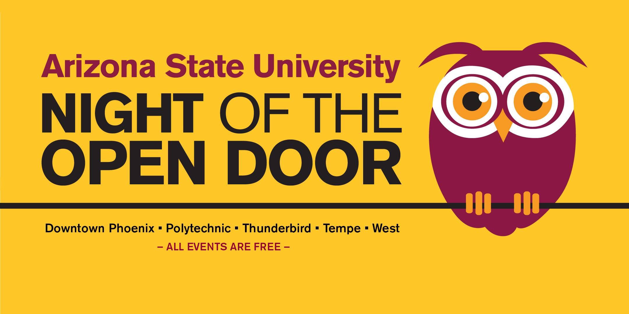 Night of the Open Door