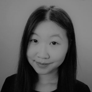 Our poetry editor for Issue 19, Mary Lee.