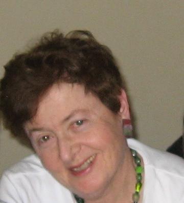Mimi Schwartz bio picture