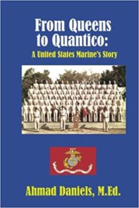 Book cover for From Queens to Quantico