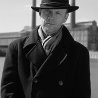 Nicholas Hughes bio photo