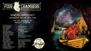 Four Chambers 05 Launch Party