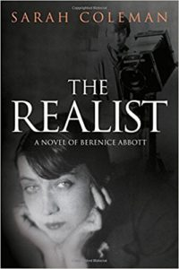 Cover for The Realist by Sarah Coleman